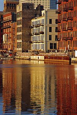 Historic Third Ward district, Milwaukee, Wisconsin, United States of America, North America