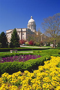 State Capitol Building, Frankfort, Kentucky, United States of America, North America