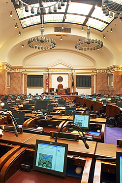 House of Representatives, State Capitol Building, Frankfort City, Kentucky, United States of America, North America