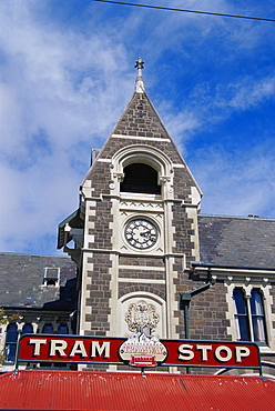 The Arts Centre, Christchurch, Canterbury, South Island, New Zealand, Pacific