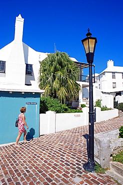 King Street, St. George, Bermuda, Central America