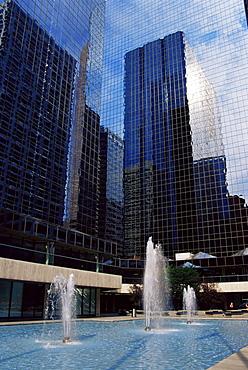 Fifth Avenue Place, Downtown, Calgary, Alberta, Canada, North America