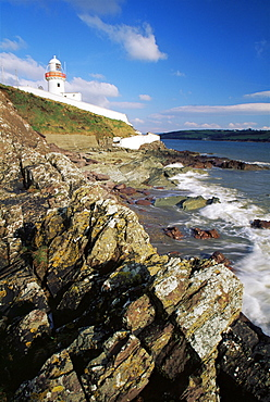 Youghal lighthouse, County Cork, Munster, Republic of Ireland, Europe