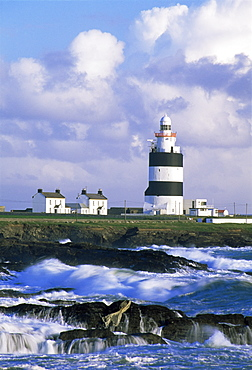 Hook Head lighthouse, County Wexford, Leinster, Republic of Ireland, Europe