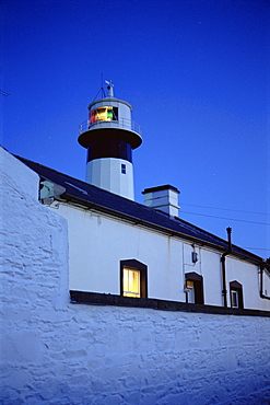 Inishowen lighthouse, County Donegal, Ulster, Republic of Ireland, Europe