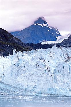 Margerie Glacier, Glacier Bay National Park, Alaska, United States of America, North America