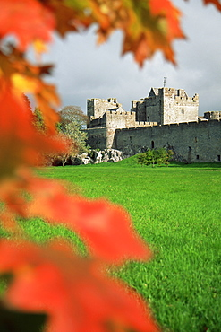 Cahir Castle, County Tipperary, Munster, Republic of Ireland, Europe