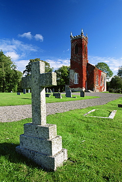 St. Peter's church, Stoneyford village, County Kilkenny, Leinster, Republic of Ireland, Europe