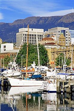 Constitution Dock, Hobart, Tasmania, Australia, Pacific