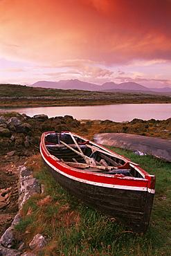 Inishnee Island, County Galway, Connacht, Republic of Ireland, Europe