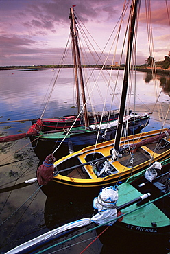 Festival of the Boats, Kinvarra, County Galway, Connacht, Republic of Ireland, Europe
