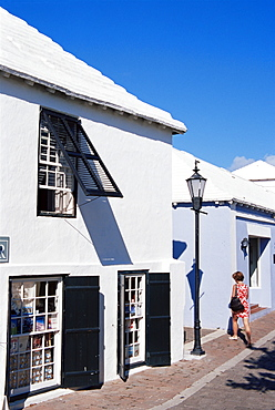 Tucker House Museum, St. George, Bermuda, Central America