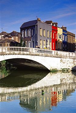 Parliament Bridge, Cork City, County Cork, Munster, Republic of Ireland, Europe