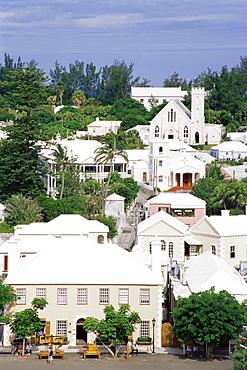 Kings Square, St. George, Bermuda, Central America
