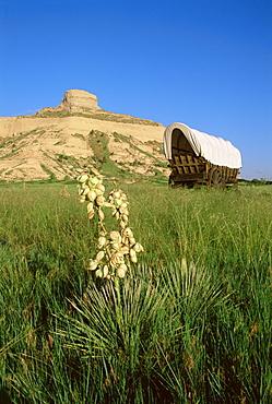 Scotts Bluff National Monument, Nebraska, United States of America, North America