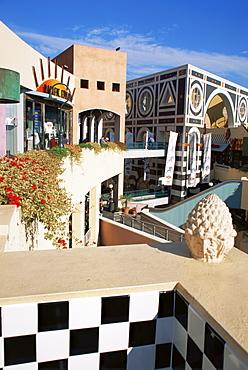 Horton Plaza, Downtown San Diego, California, United States of America, North America