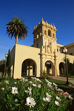 House of Humanities, Balboa Park, San Diego, California, United States of America, North America