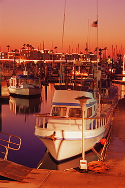 Oceanside Harbor, North County San Diego, California, United States of America, North America