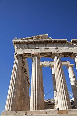The Parthenon at the Acropolis, UNESCO World Heritage Site, Athens, Greece, Europe