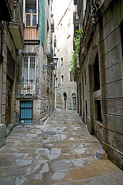 Gothic Quarter, Barcelona, Catalonia, Spain, Europe