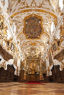 The Old Chapel (Alte Kappelle), Regensburg, UNESCO World Heritage Site, Bavaria, Germany, Europe