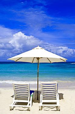 Dawn Beach, St. Martin (St. Maarten), Netherlands Antilles, West Indies, Caribbean, Central America