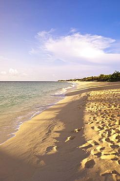 Long Beach (Baie Longue), St. Martin (St. Maarten), Netherlands Antilles, West Indies, Caribbean, Central America