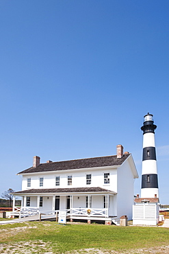 Bodie Island Light Station, Outer Banks, North Carolina, United States of America, North America