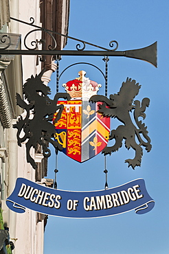 England, Berkshire, Windsor, The Duchess of Cambridge pub re-named in 2011 was the first to be named after the newly married Kate.