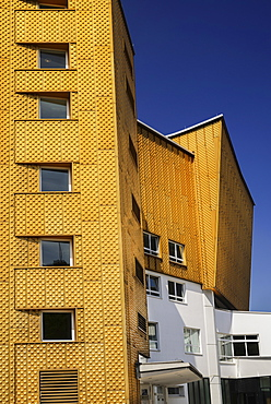 Germany, Berlin, Berlin Philharmonic Concert Hall.