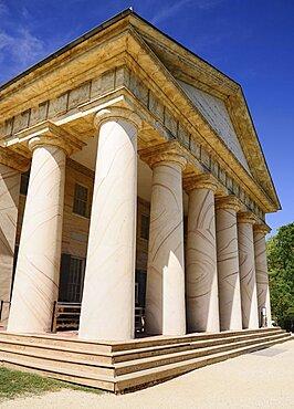 USA, Washington DC, Arlington National Cemetery, Arlington House.