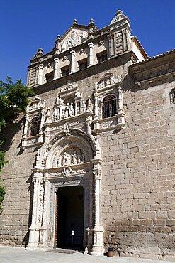 Spain, Castilla La Mancha, Toldeo, Museum of Santa Cruz.