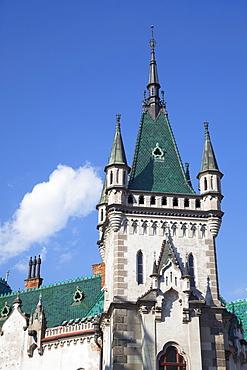 Jakab's Palace, Kosice, Kosice Region, Slovakia, Europe