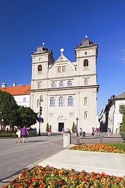 Holy Trinity Church, Kosice, Kosice Region, Slovakia