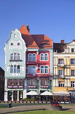 Piata Unirii, Timisoara, Banat, Romania, Europe