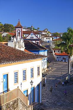 Diamantina, UNESCO World Heritage Site, Minas Gerais, Brazil, South America