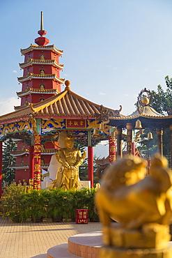 Ten Thousand Buddhas Monastery, Shatin, New Territories, Hong Kong, China, Asia