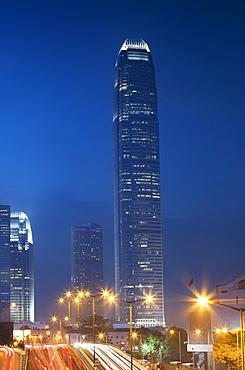 International Finance Centre (IFC), Central, Hong Kong Island, Hong Kong, China, Asia