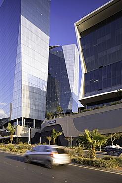 Bowman Gilfillan and Marsh buildings in Alice Lane Complex, Sandton, Johannesburg, Gauteng, South Africa, Africa
