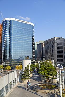 Seoullo 7017 Skygarden, Seoul, South Korea, Asia