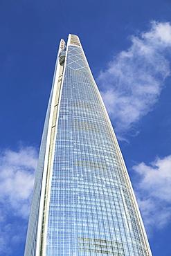 Lotte World Tower, Seoul, South Korea, Asia