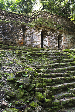 Structure 26, Mayan Archaeological Site, Yaxchilan, Chiapas, Mexico, North America