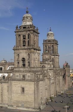 Metropolitan Cathedral, Mexico City, Mexico, North America