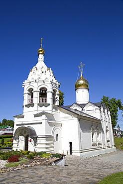 Church of Paraseva, Holy Trinity Saint Sergius Lavra, UNESCO World Heritage Site, Sergiev Posad, Russia, Europe