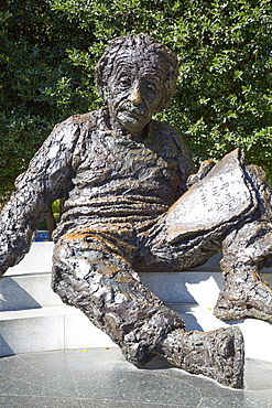 Albert Einstein Memorial, Washington D.C., United States of America, North America