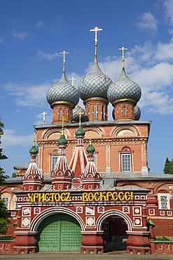 The Resurrection Church on the Debra, Kostroma, Kostroma Oblast, Russia, Europe