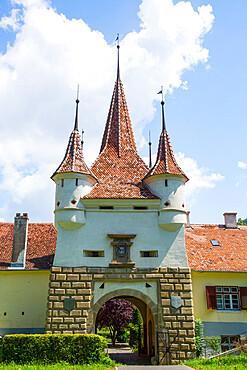 Catherine's Gate, Brasov, Transylvania Region, Romania