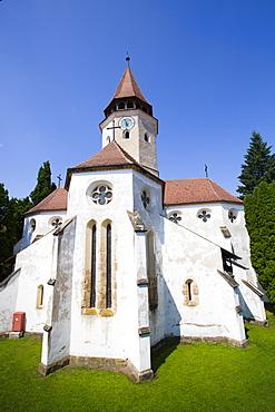 Prejmer Fortified Church, dated 1212, UNESCO World Heritage Site, Prejmer, Brasov County, Romania, Europe