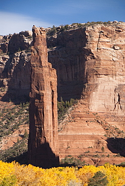 Canyon de Chelly National Monument, View from the Whitehouse Overlook, Arizona, United States of America
