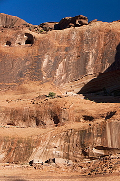 Canyon de Chelly National Monument, Junction Ruins, Arizona, United States of America, North America